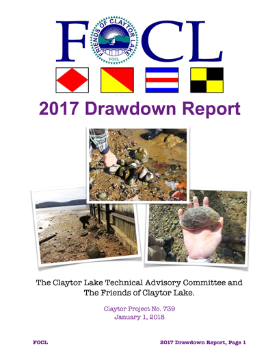 2017 Drawdown Report 1